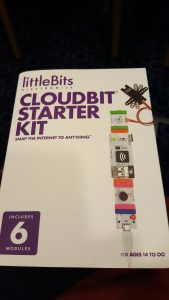 Cloudbit starter kit